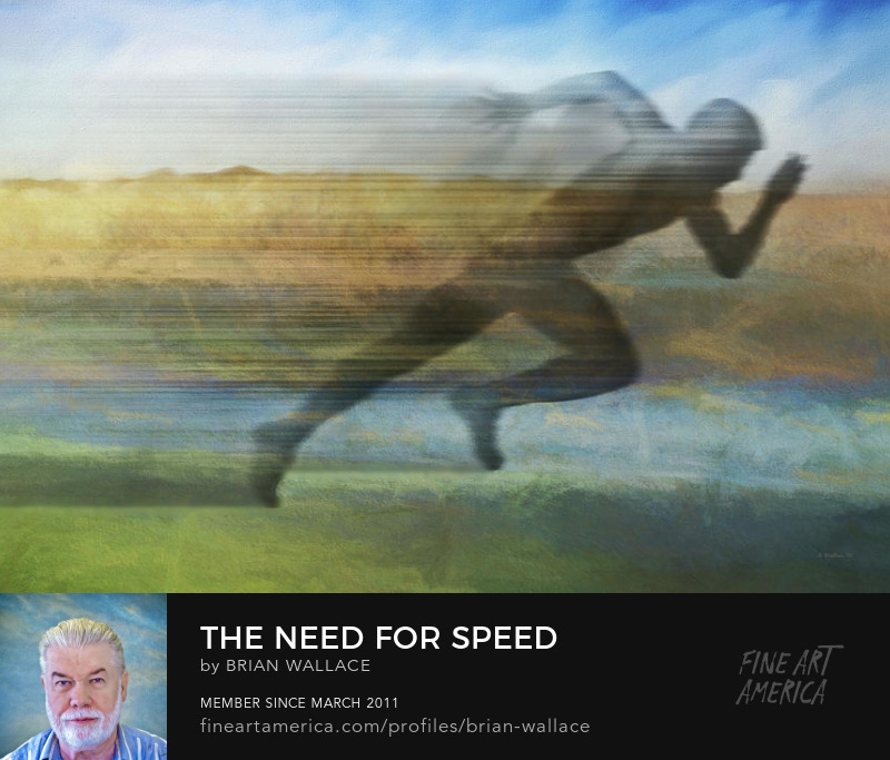The Need For Speed by Brian Wallace