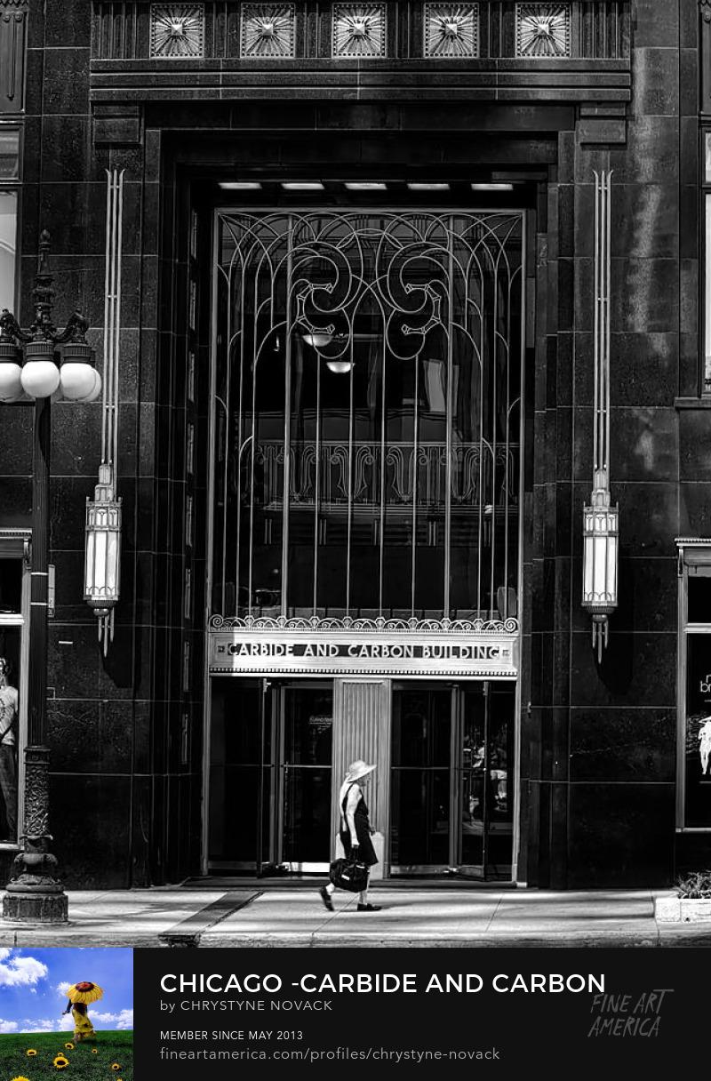 Chicago -Carbide and Carbon Building