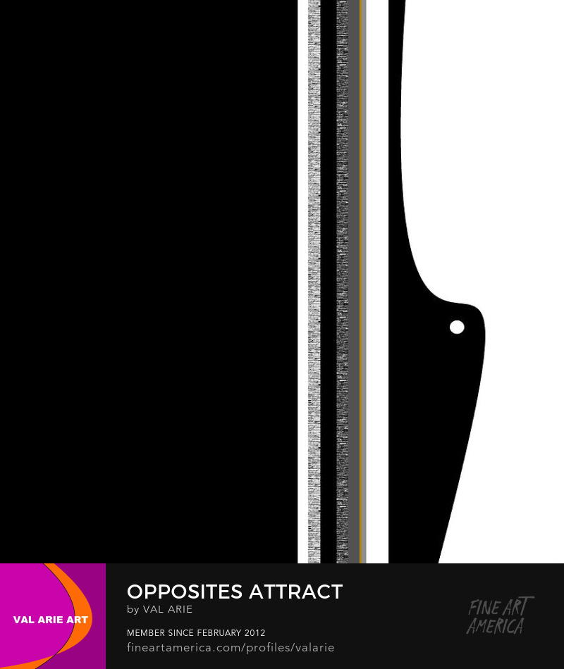 Opposites Attract by Val Arie