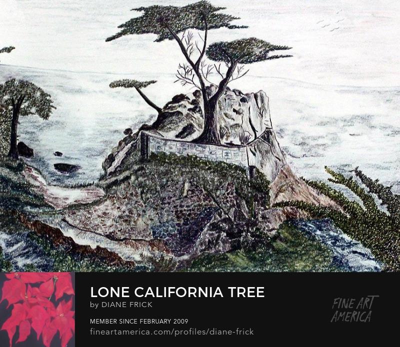 Lone Tree Prints