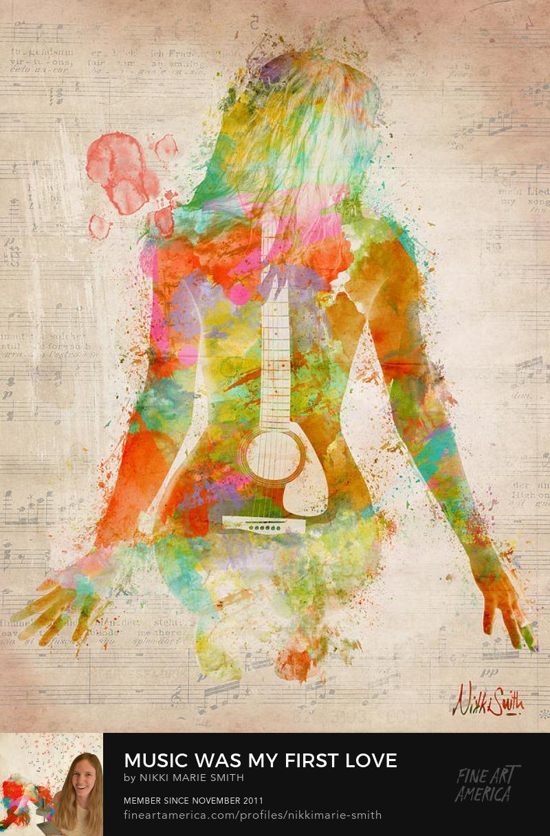 Musician Gift Fine Artwork