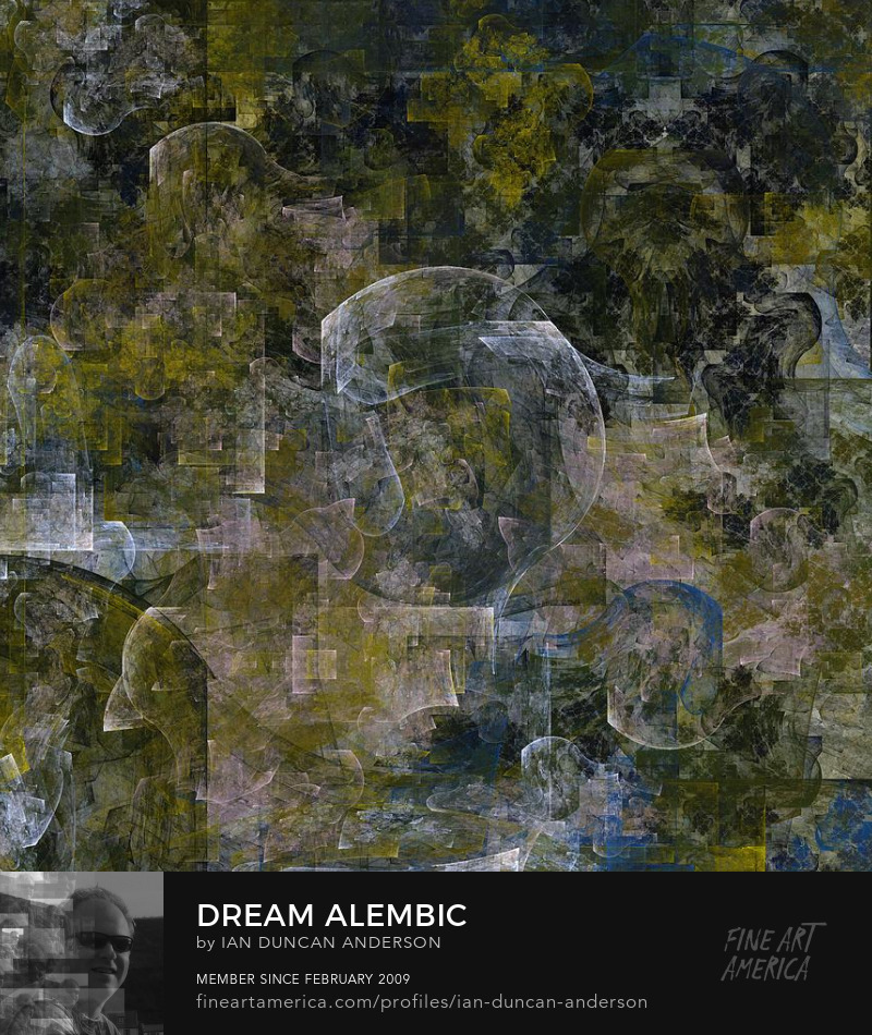 buy print of 'Dream alembic' at Fine Art America