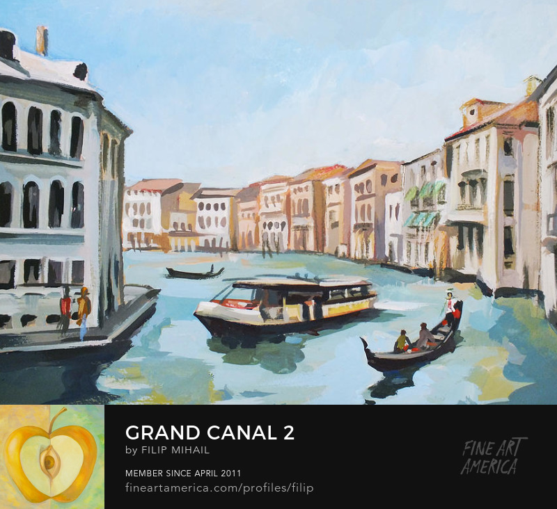 Grand Canal Art Prints