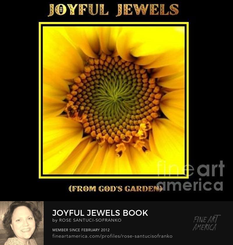 Joyful Jewels Book Photography Prints