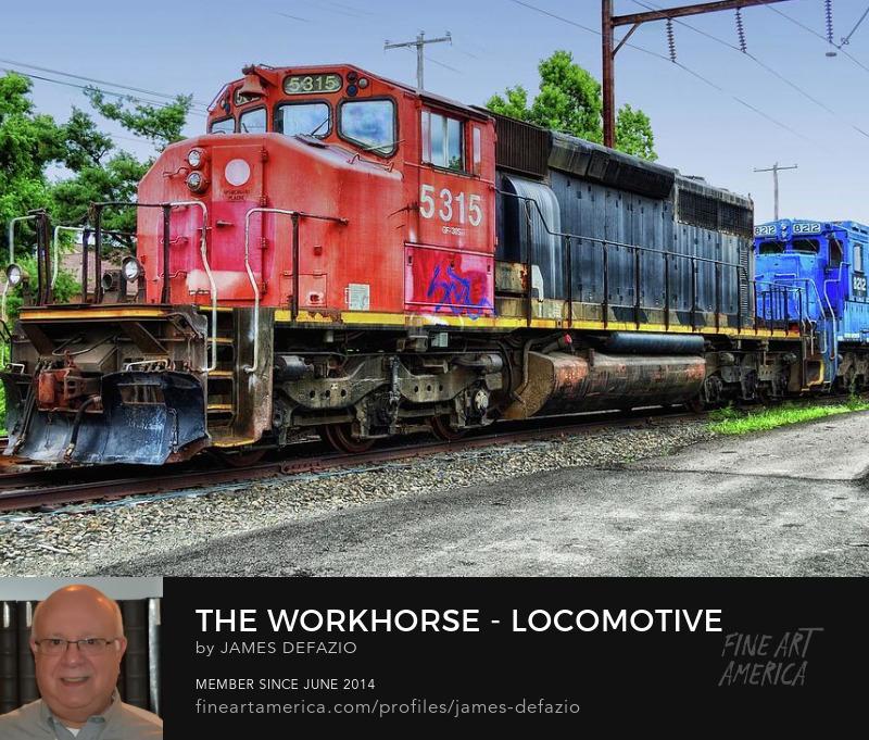The Workhorse Locomotive