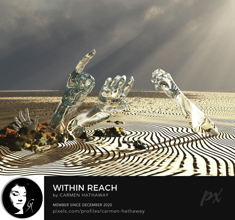 within reach is a portrayal of the possibility of salvation