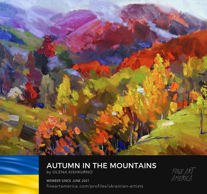 Autumn Canvas Art