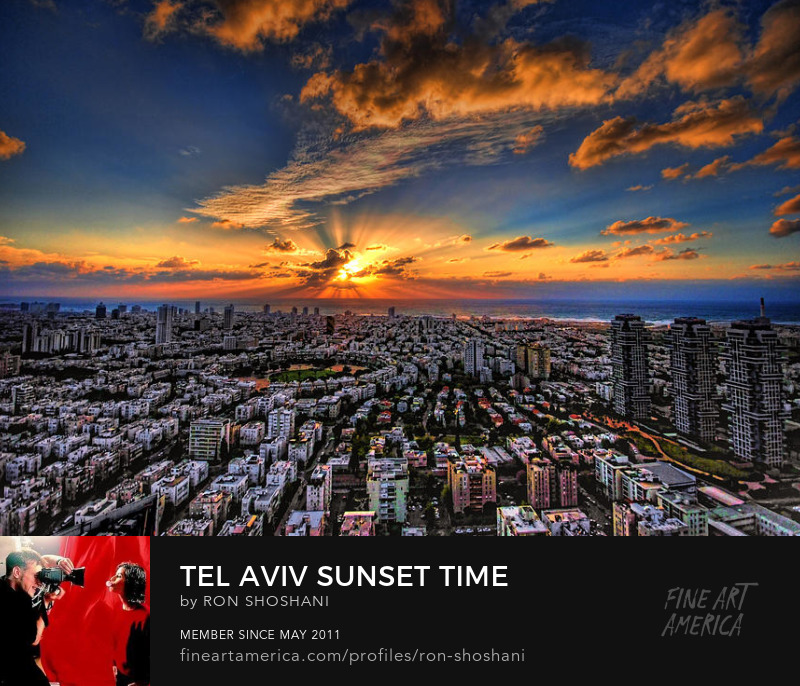 Tel Aviv collectibles by Ron Shoshani