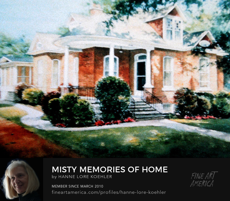 Commission A Family Heirloom Portrait Of Your Home