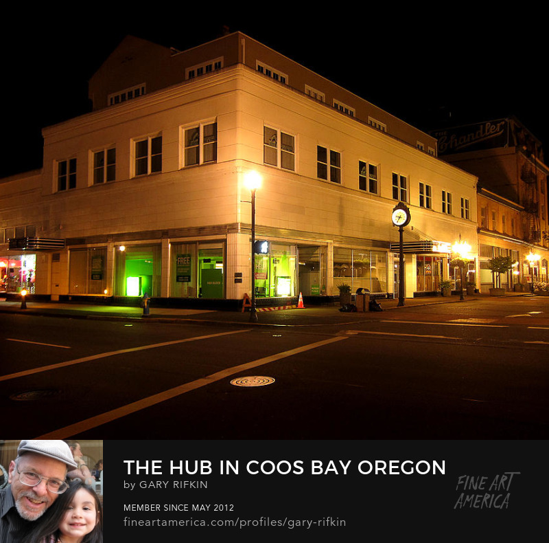 The Hub, Coos Bay, Oregon