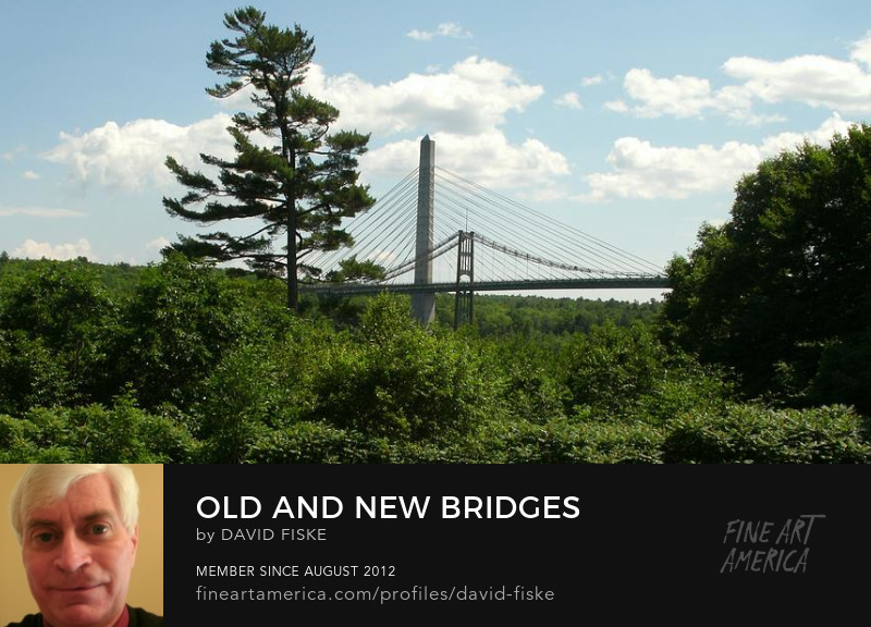 Buy Card of Penobscot River Bridges
