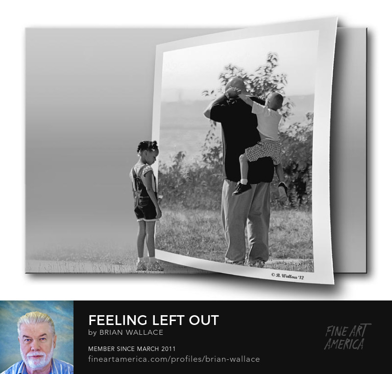 Feeling Left out by Brian Wallace