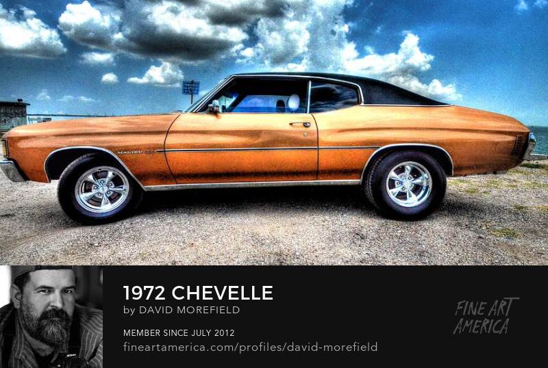 1972 Chevelle by David Morefield