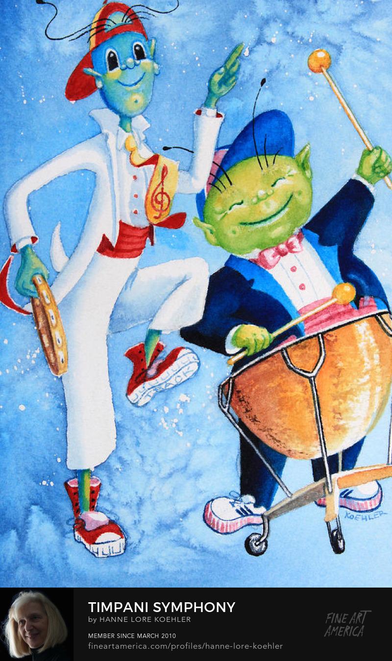 Kids Fun Music Art