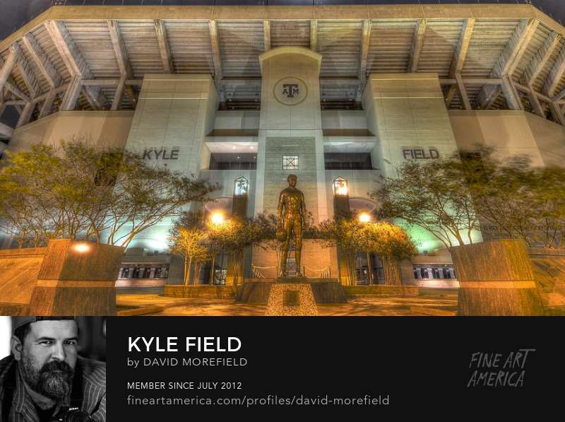 Kyle Field by David Morefield