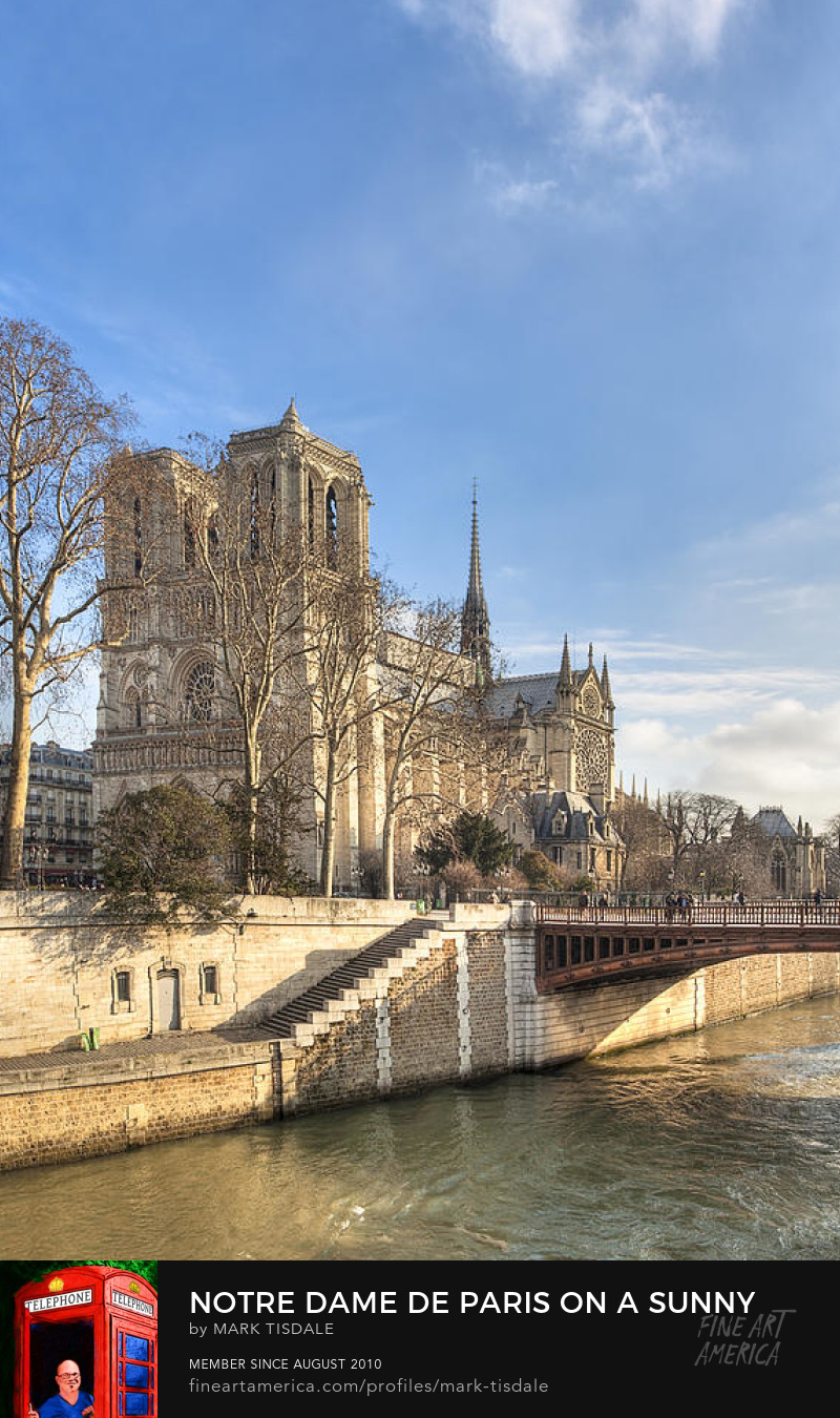 Notre Dame Cathedral Art Prints