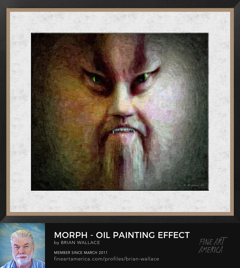 Morph Oil Painting Effect by Brian Wallace