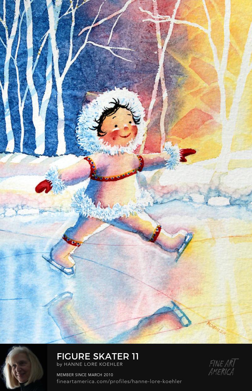 Kids Skating Art Prints
