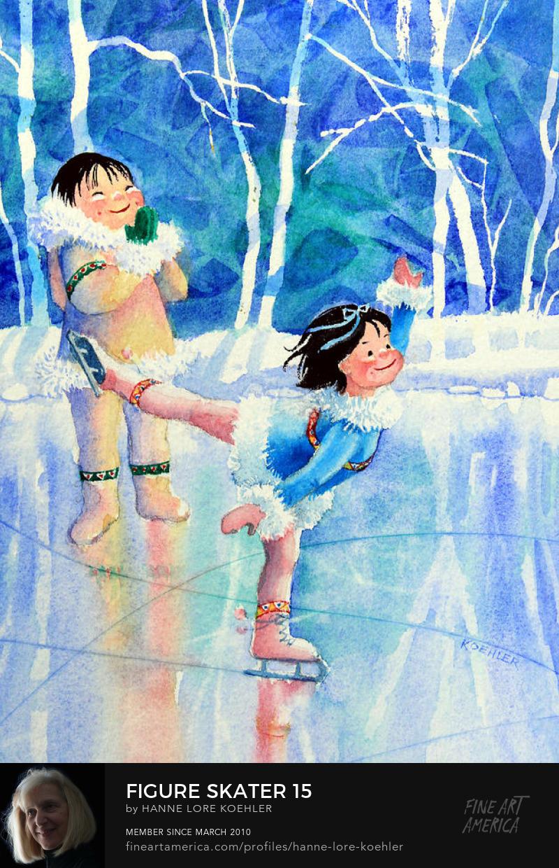 sports art for girls