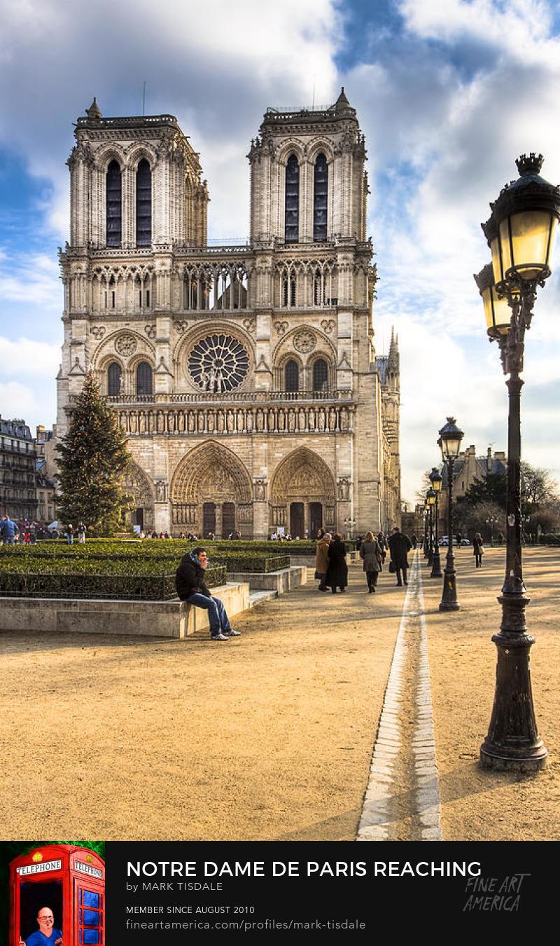 Paris Notre Dame Art Prints
