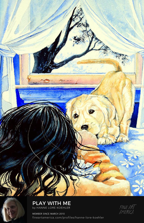 children book illustrator art