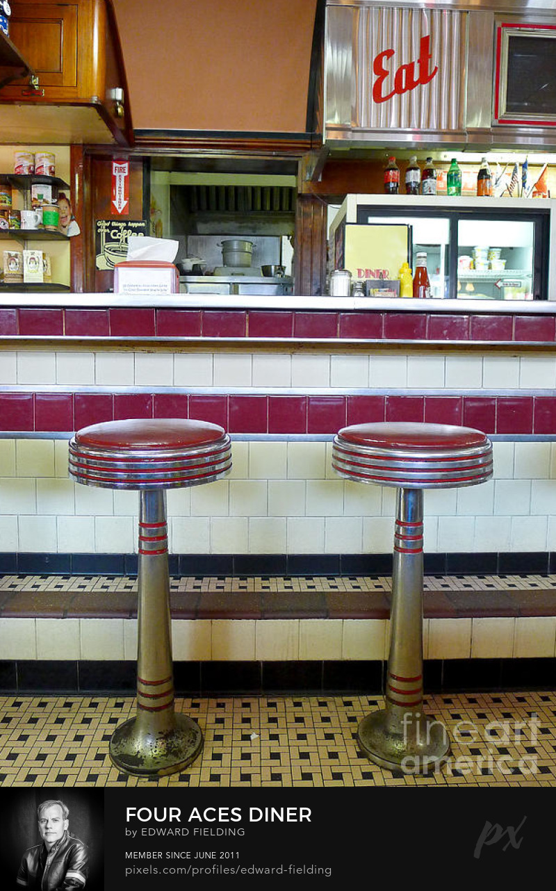 diner Photography Prints