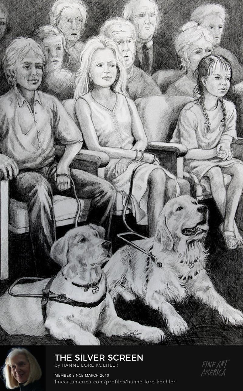 loyal service dogs