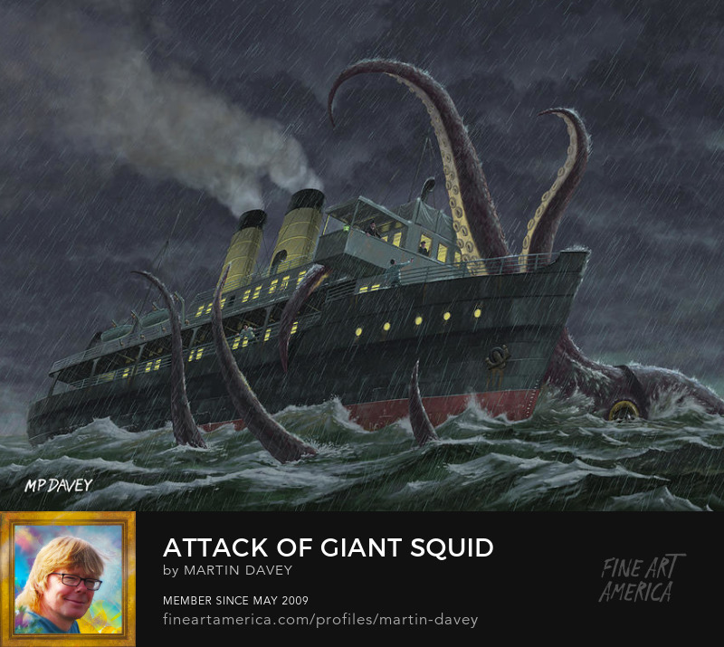 attack-of-giant-squid-martin-davey
