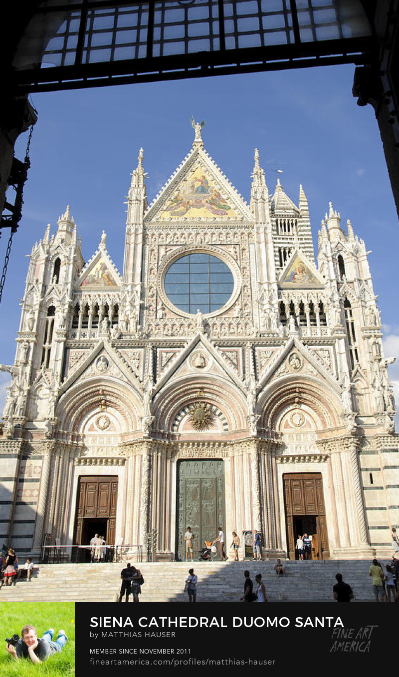 Siena Cathedral Art Online