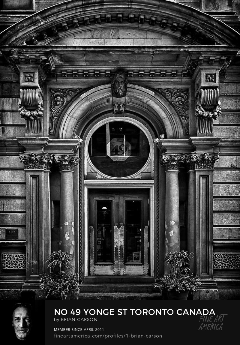 No 49 Yonge St Toronto Canada by The Learning Curve Photography on Pixels