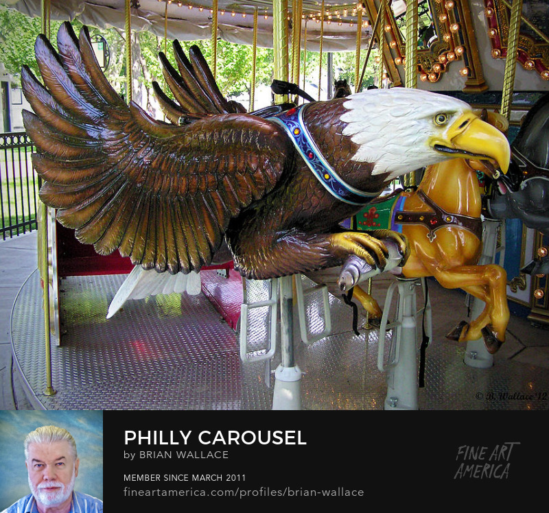 Philly Carousel by Brian Wallace