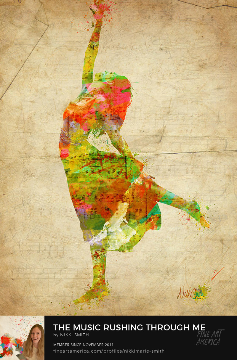 Dancer Fine Art