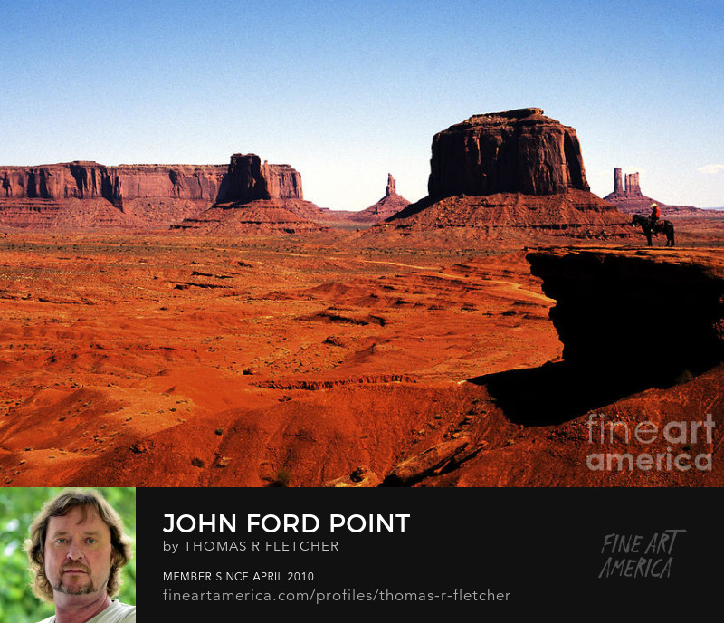 Photography Prints John Forn Point Navajo Land