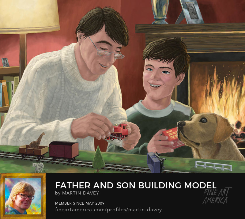 father-and-son-building-model-railway-martin-davey