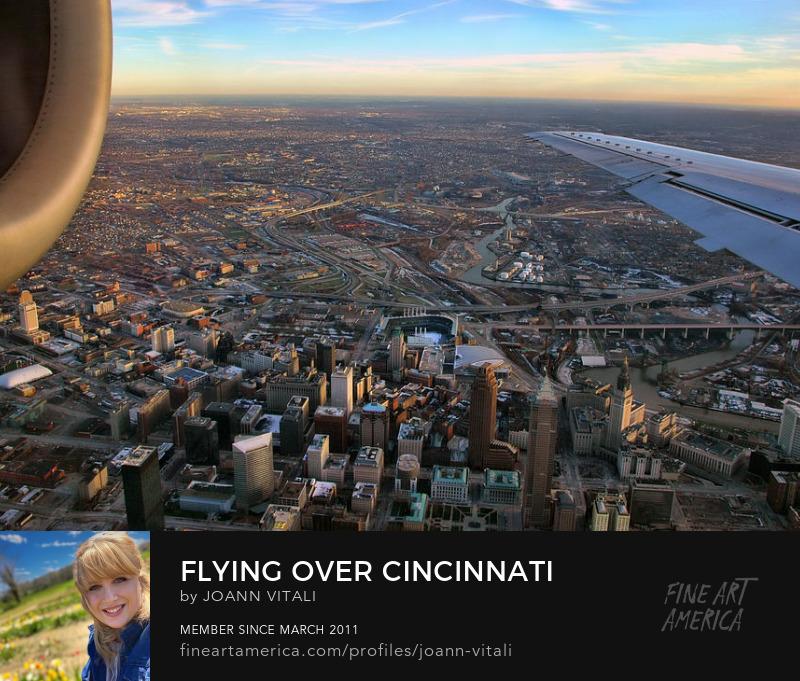 Cincinnati Aerial