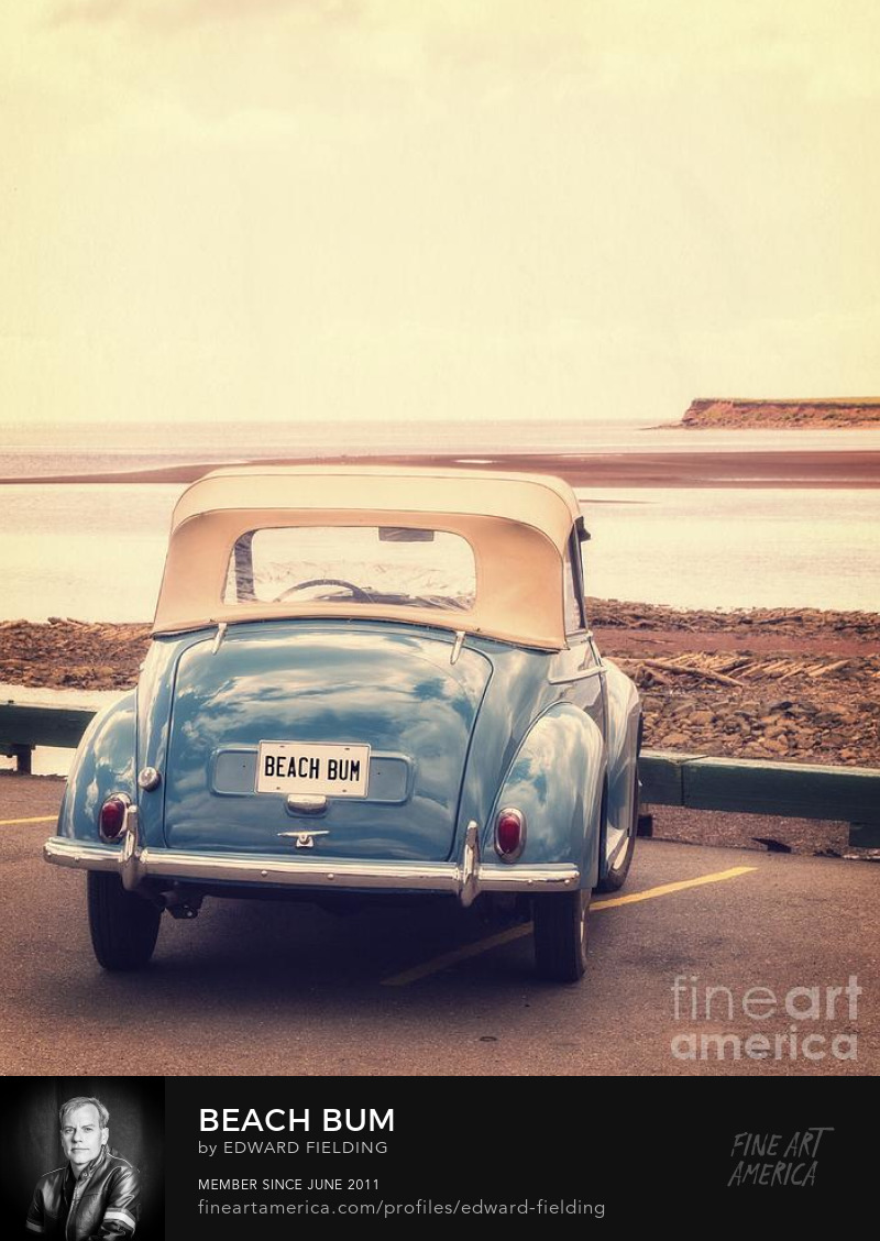 car Photography Prints