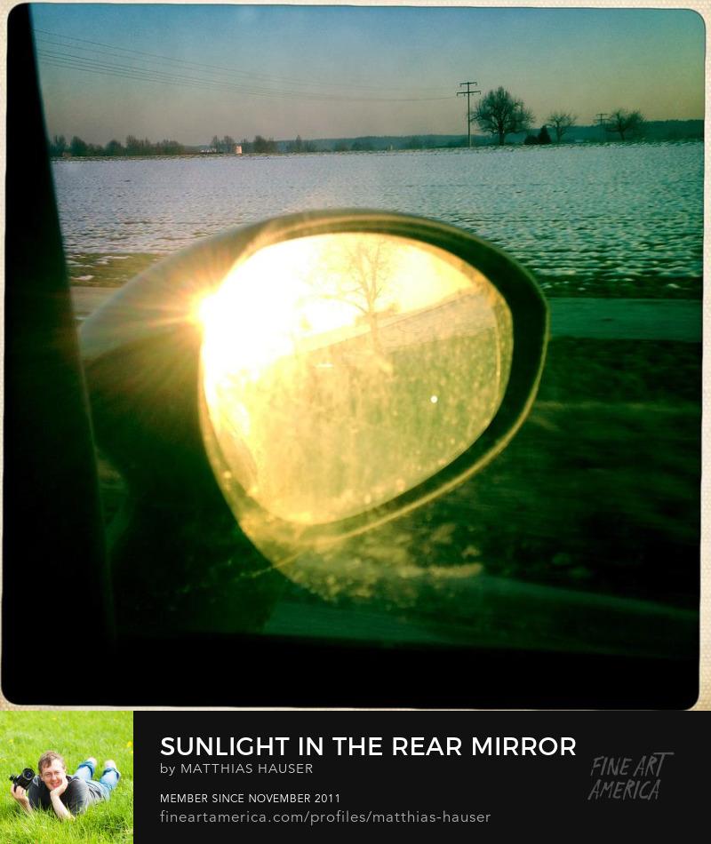 Sunlight in the mirror Art Online