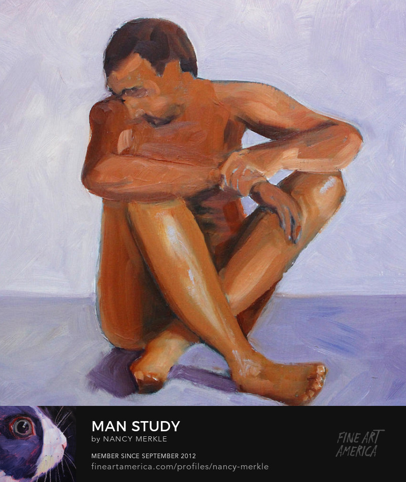 Male Nude Painting
