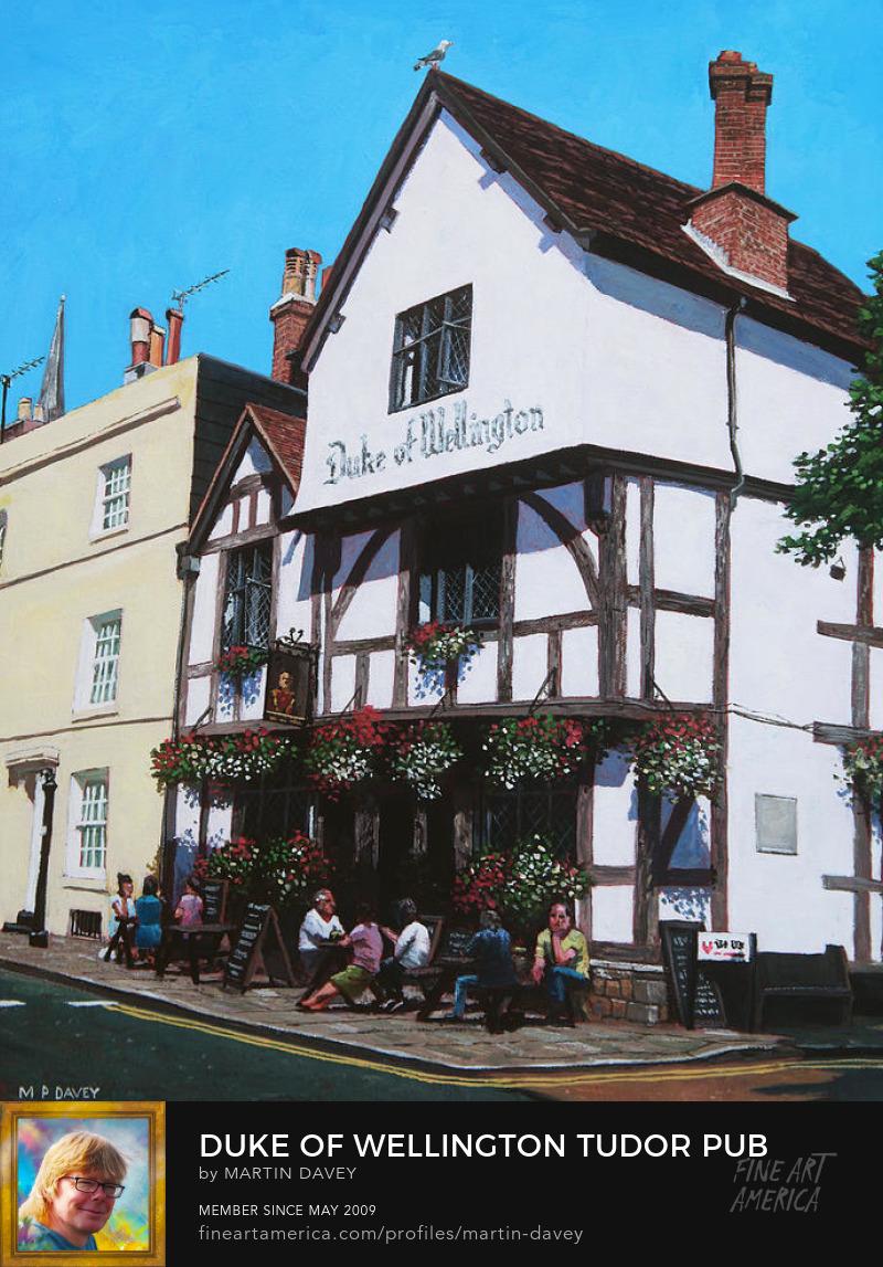 duke-of-wellington-tudor-pub-southampton-martin-davey