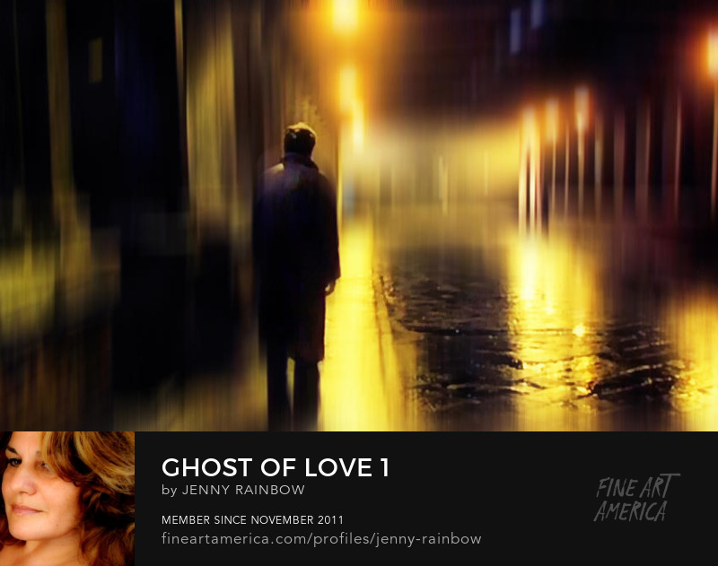 Ghost Of Love 1 by Jenny Rainbow