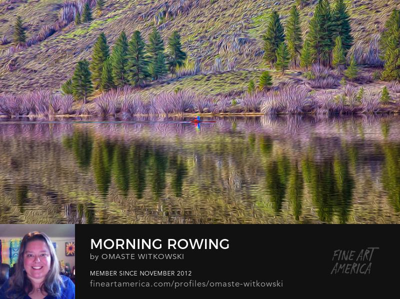 Morning Rowing