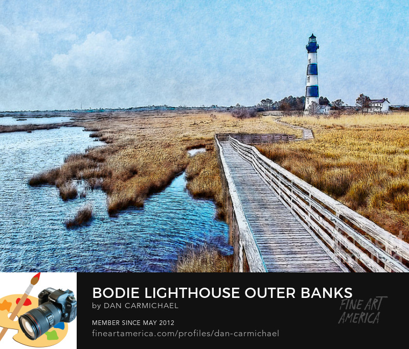 Outer Banks North Carolina fine art photography