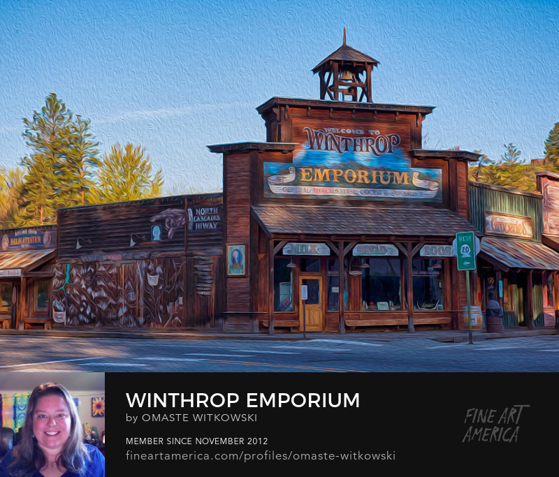 Winthrop Emporium Methow Valley