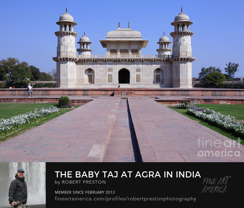 The Baby Taj in Agra, India