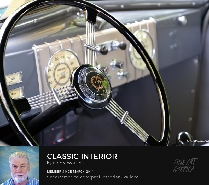 Classic Interior by Brian Wallace