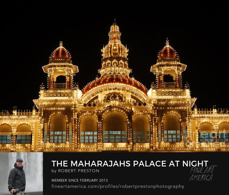 Mysore Palace illuminations