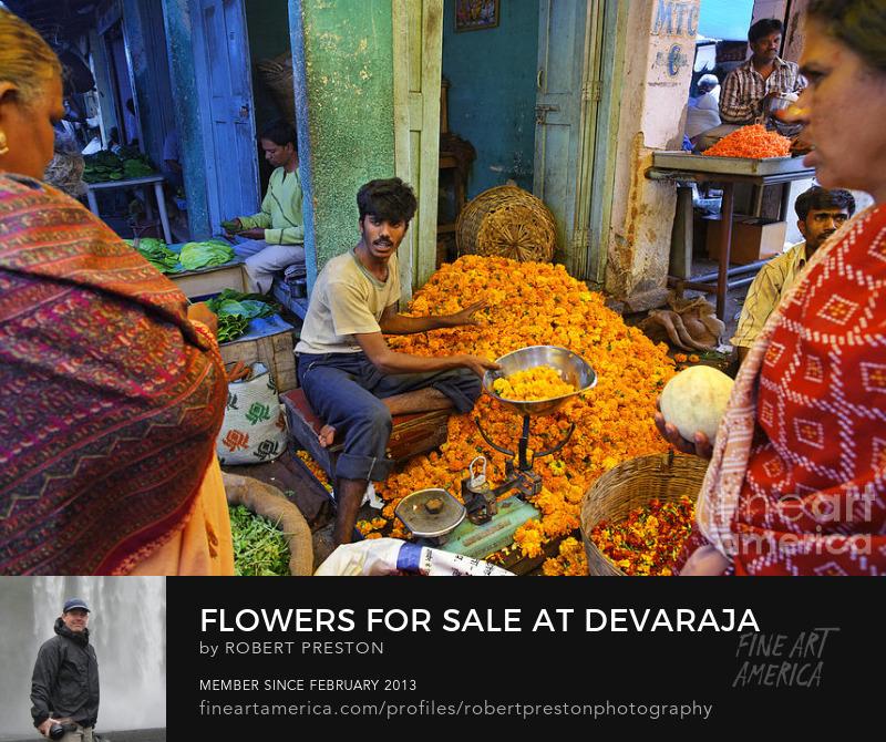 Mysore flower market