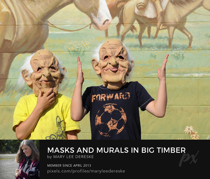 masks-and-murals-in-big-timber-montana-mary-lee-dereske