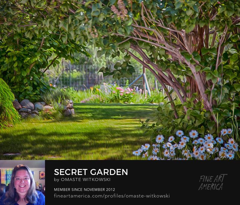Secret Garden Methow Valley