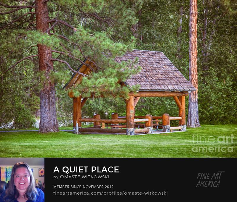 A Quiet Place Architectural Fine Art Photography Art Prints